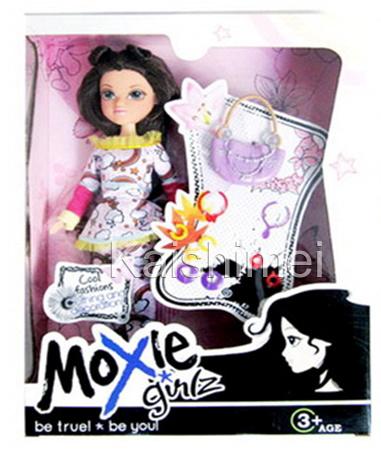 High Quality Homemade Wholesale Moxie Girlz Toy