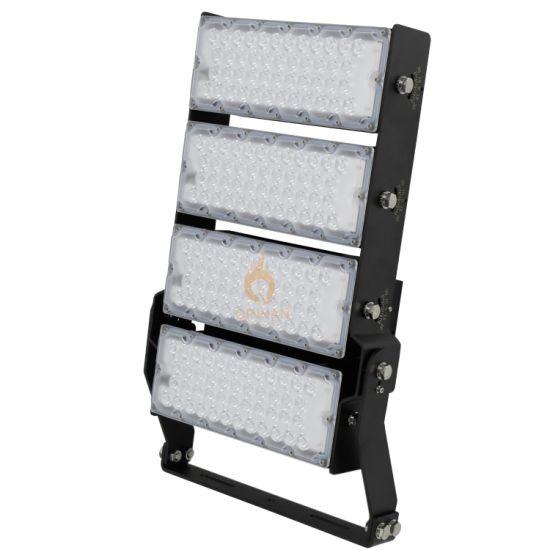 Adjustable Angle Waterproof IP65 High Power 480W Energy Saving LED Stadium Flood Light