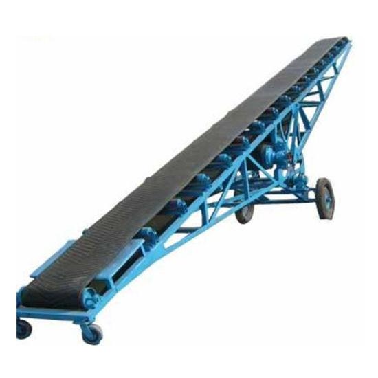 Heavy Industrial Tourmaline Lowerback Conveyor Belt for Stone Crusher