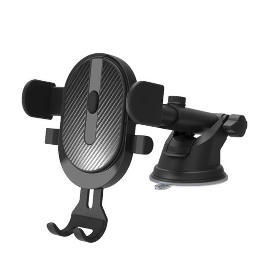 Universal Adjustable Flexible Car Dashboard Mount Suction Cup Windshield Cell Phone Holder