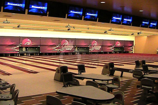 Charmant Bowling Center Furniture