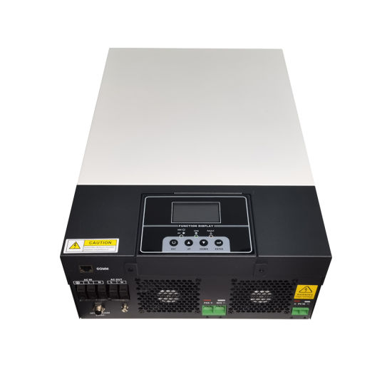 New Model Mpsv Series Detachable 3500W 5500W Solar Inverter / 100A MPPT Inverter