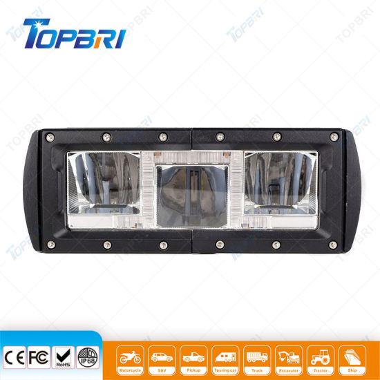 Straight Offroad 30W LED Driving Light Bars