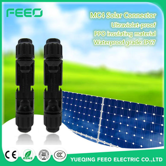 Diode Mc4 Solar PV Insurance Connector pictures & photos