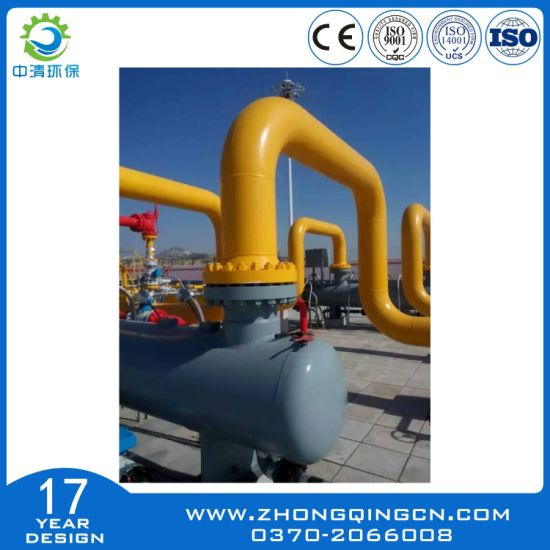 China Special Design Tyre and Plastic Pyrolysis Plant with Good