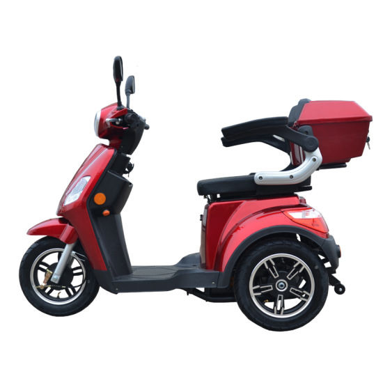 Electric Tricycle with Dynamic Controller (TDR24K616) pictures & photos