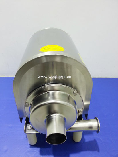 Stainless Steel Close Impeller Centrifugal Pump for Milk pictures & photos