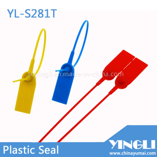 High Quality Plastic Seals with Printing pictures & photos