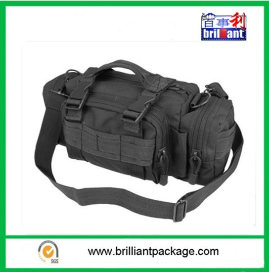 Tactical Range Bag Heavy Duty Gun Bag with Three Windows pictures & photos