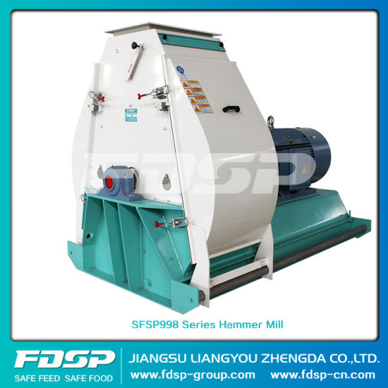 Waterdrop Shaped Chamber Grinding Equipment pictures & photos