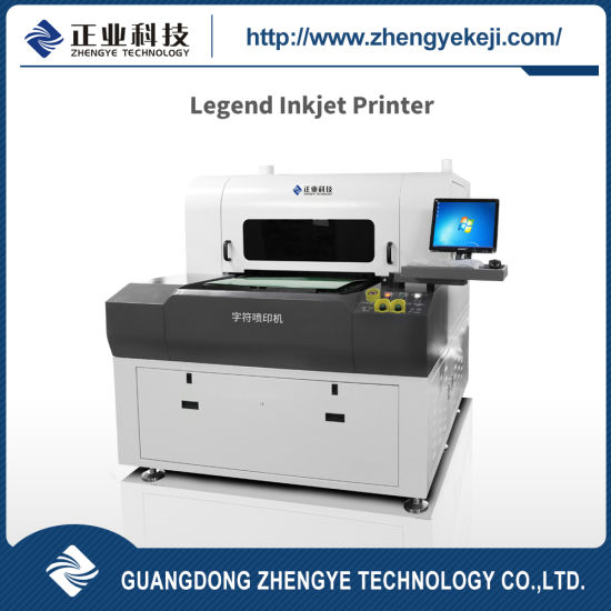 China Printed Circuit Board PCB Automatic Legend Inkjet