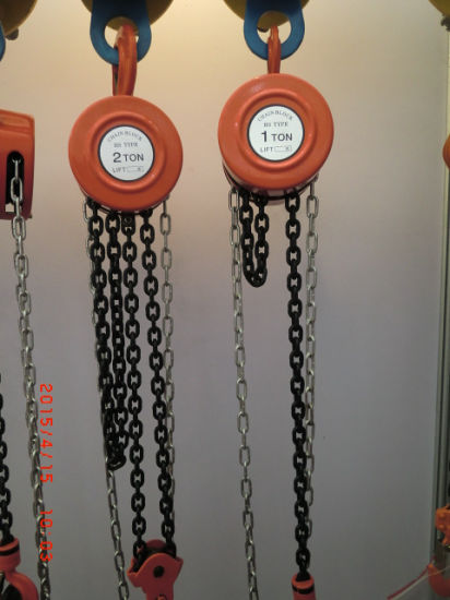 Hsz Type Top Quality 3t Chain Block pictures & photos