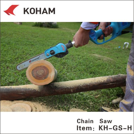 Multifunction PRO Garden Electric Chain Saw pictures & photos