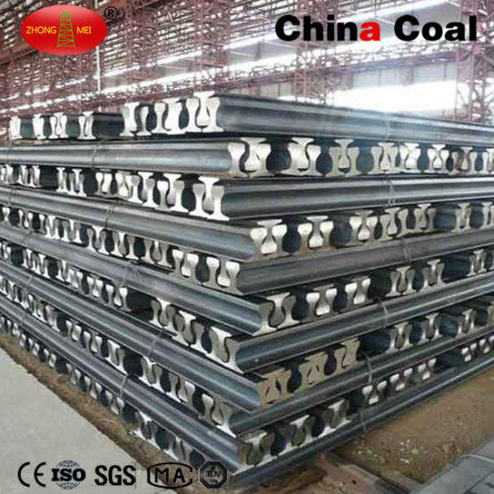 GB Standard Light 22kg/M Steel Rail Made in China pictures & photos