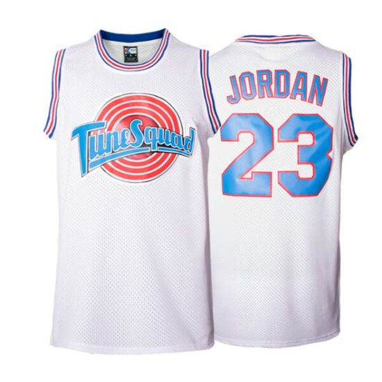 huge selection of ac5fe 53e6f Ncaa Space Jam Tune Squad 23 Michael Jordan College Jerseys