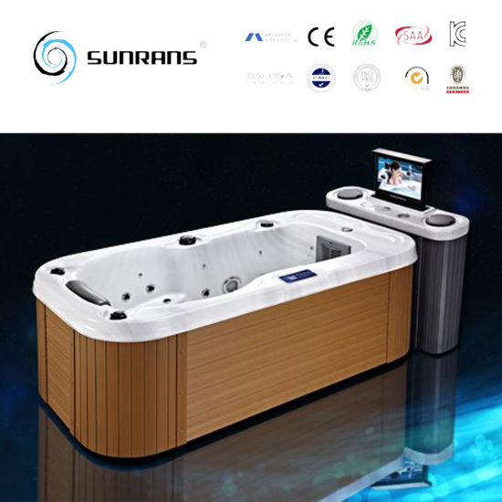 Hot Sale Baby SPA Hot Tub with Massage SPA Jet for 1 Person Hot Tub pictures & photos