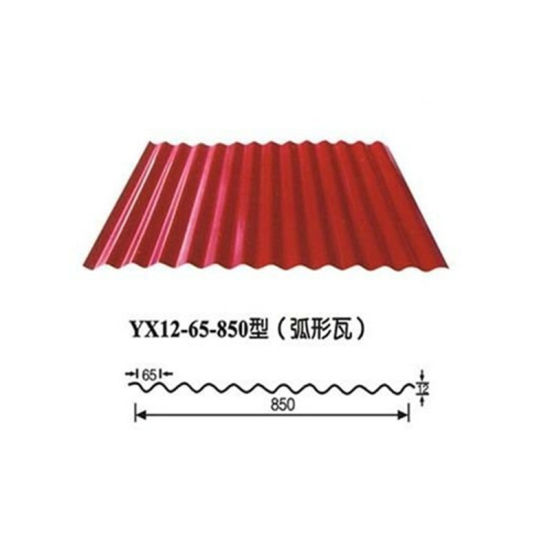 PPGI Iron Roofing Sheet/Corrugated Roofing Sheet/Corrugated Sheet pictures & photos