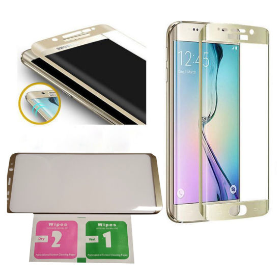 3D Curved Surface Tempered Glass Protector for Samsung S8 pictures & photos