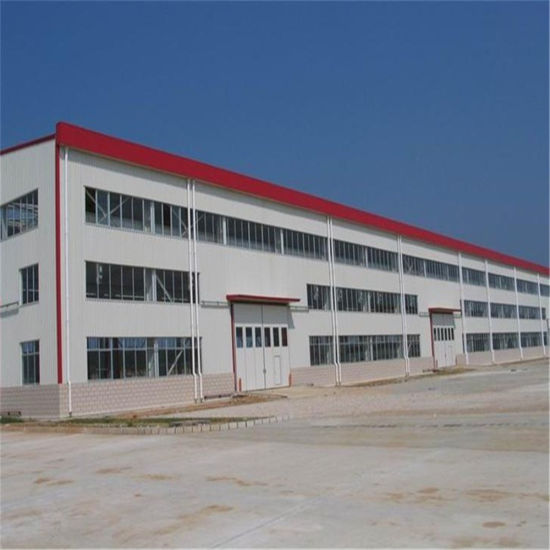 Light Steel Prefabricated Structure Warehouse for Africa Market pictures & photos
