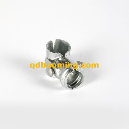 China Chain Link Fence End Rail Clamps with Bolts Nuts China