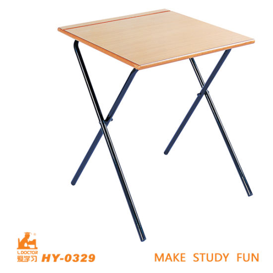 High School Classroom Students Study Examination Desk pictures & photos