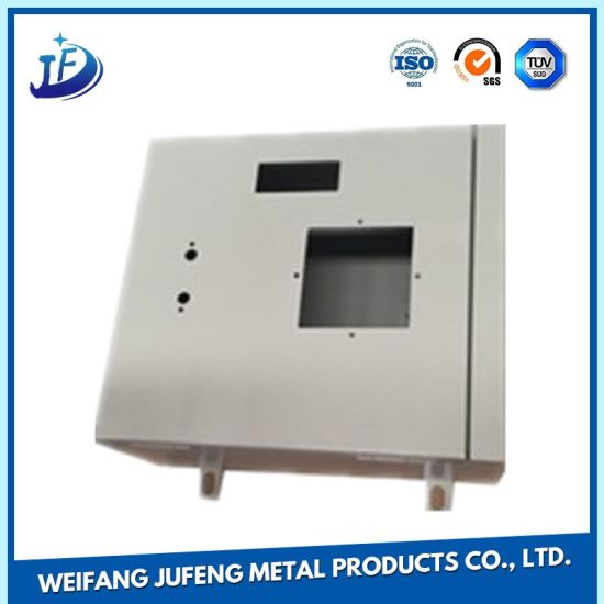 Customized Stainless Steel (304) Stamping for Metal Welding Fabrication Machinery Parts pictures & photos