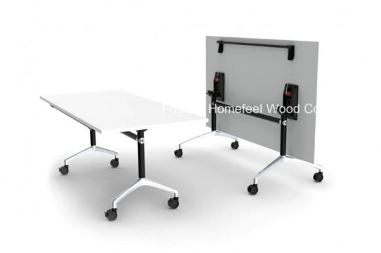 Patent Design Mobile Office Folding Table (HF-F001)