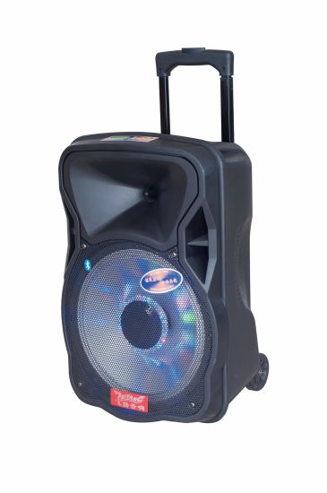 Feiyang Bluetooth Rechargeable Trolley Speaker Cx-12D pictures & photos