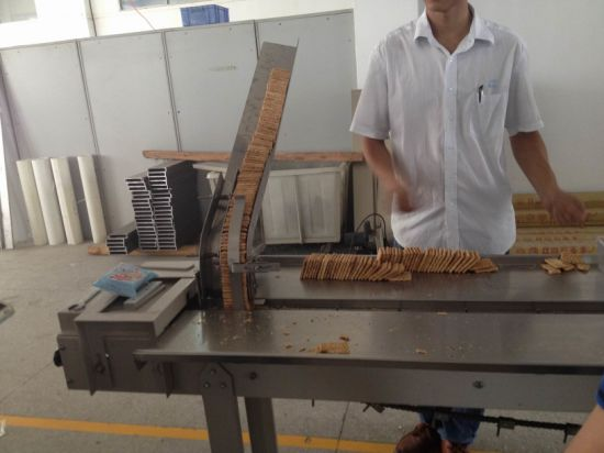 Zp-500 High Speed Pillow Type Mini Cookies Packing Machine, Cookies Packaging Machine, Cookies Flow Packing Machine pictures & photos