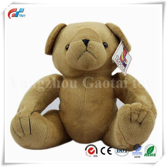 Customized Super Soft Teddy Bear England Bear Toy