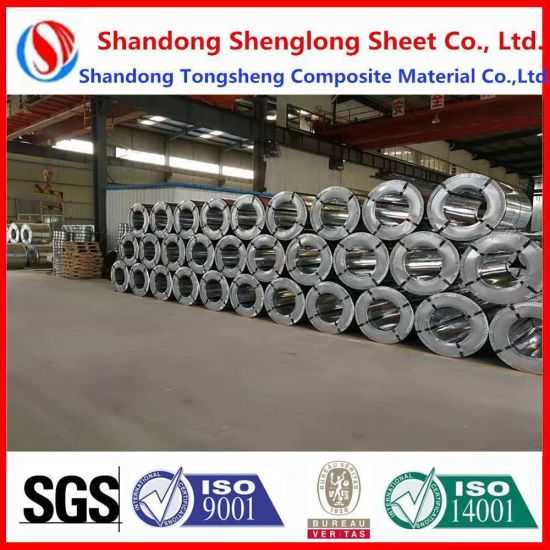 Shenglong Zinc Coated Gi Coil/Sheet/Plate/Strip Hot Dipped Galvanized Steel Coil