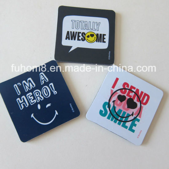 Custom Printed Plastic Refrigerator Fridge Magnet Souvenir