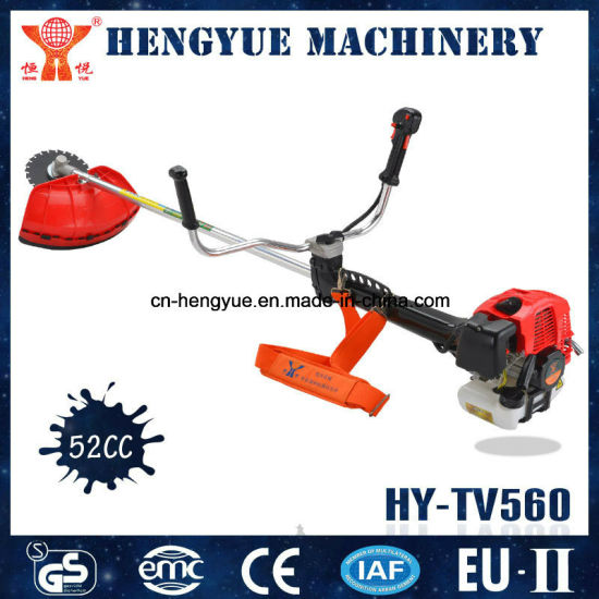 Gasoline Brush Cutter/Grass Trimmer with CE Approved