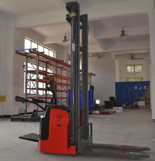 Client Ordered Pallet Stacker pictures & photos