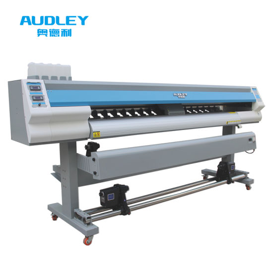 Cheap Audley 1.6m or 1.8m Large Format Dye Sublimation Printer for Sale
