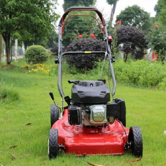 Wheel Barrow Lawn Mower Brush Cutter