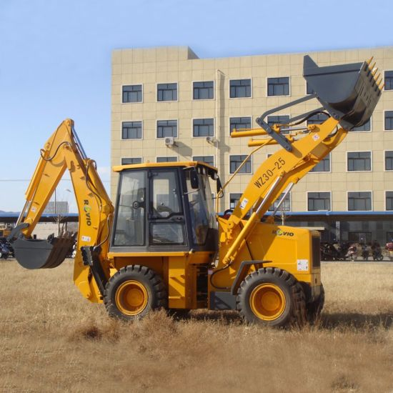 china mini cheap digger tractor backhoe loader for sale philippines