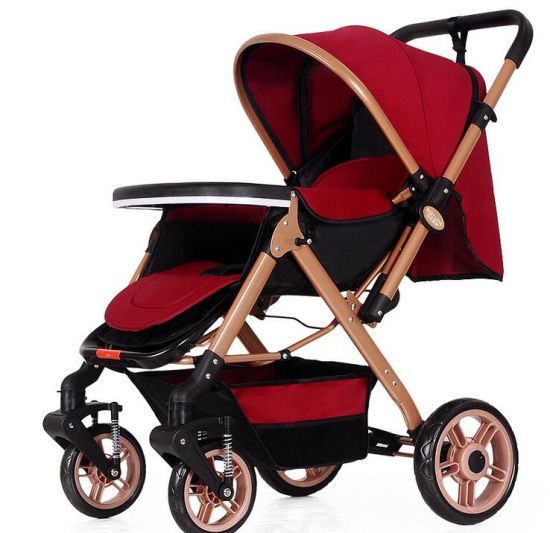 Good Quality Stroller for Taking Babies pictures & photos