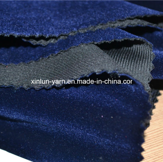 Flocked PVC Coating Fabric for Inflatable Couch Sofa and Air Bed pictures & photos