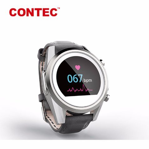 Contec Cms50K1 WiFi Medical Watch Heart Rate Monitor Devices