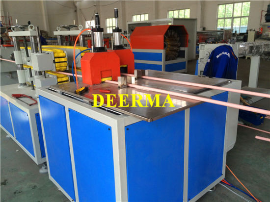 Plastic PVC Pipe Making Machine PVC Pipe Extruder Machine PVC Pipe Production Line Pipe Extrusion Line pictures & photos