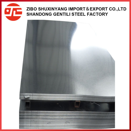 Galvanized Plate/Coated Steel/Gi pictures & photos