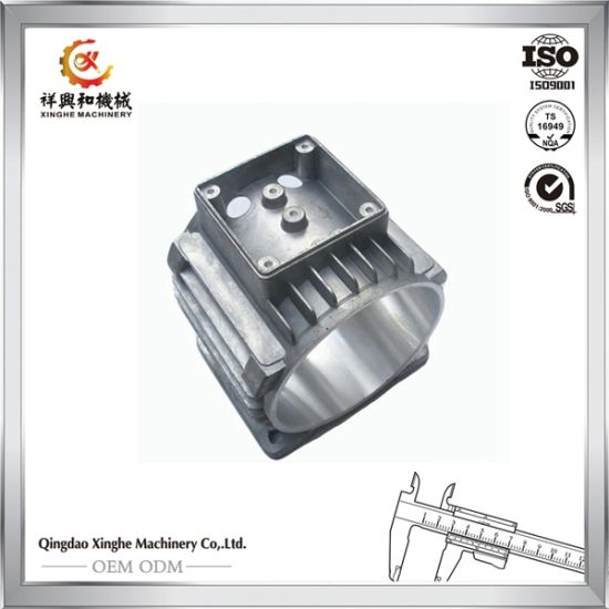 Custom Precisely Casting Aluminum/ Zinc Alloy Die Casting for Motor