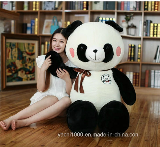 Custom Stuffed Soft Animal Panda Toy