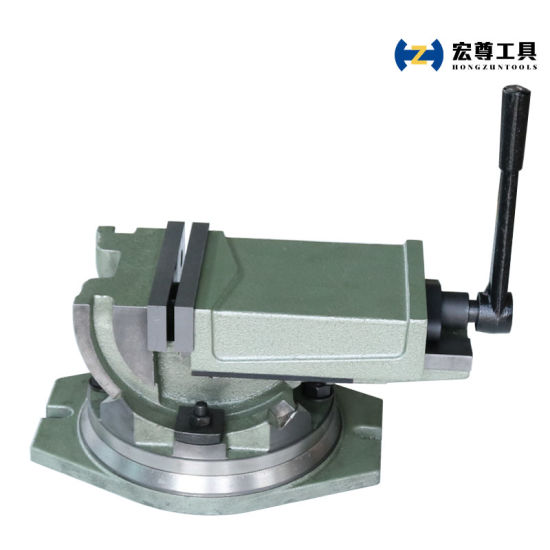 """50 mm Precision Milling Vise Swivel Base /& Angle Tilting 2 way-Jaw 2/"""" Inches"""