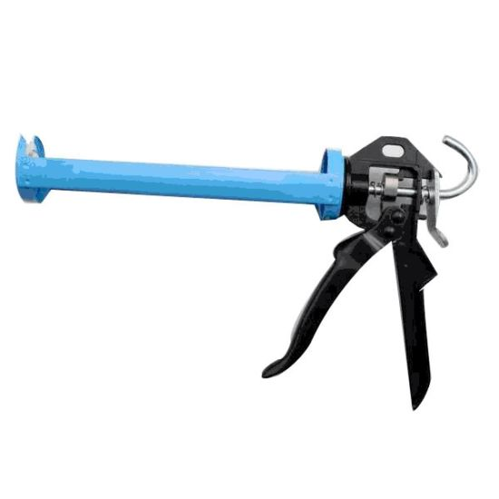 9 Inch Caulking Gun with Aluminum Alloy Handle pictures & photos