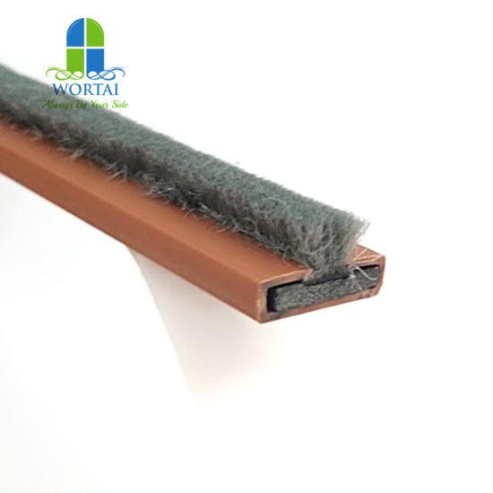 Surface Mounted Intumescent Fire Door Strip Seals No Brush Single Door Set