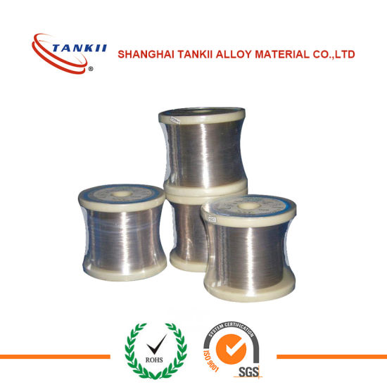 nickel Alloy Heating Resistance Constantan Wire/Strip/Tape/Ribbon CuNi44 pictures & photos