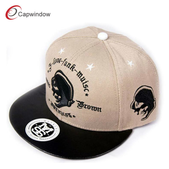 a0b4255d668 Wholesale Leisure Custom 3D Embroidery Snapback Caps Hats (05008) pictures    photos