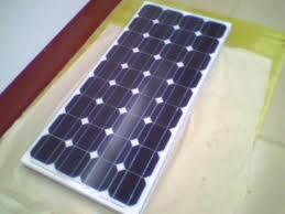 100W Mono Solar Panel, Professional Manufacturer From China, TUV Certificate!